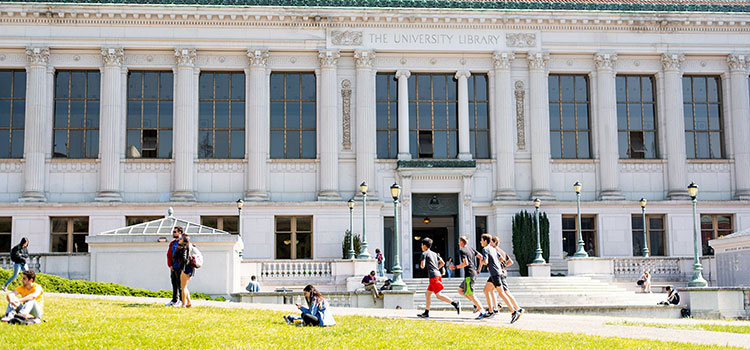 The University Library, UC Berkeley