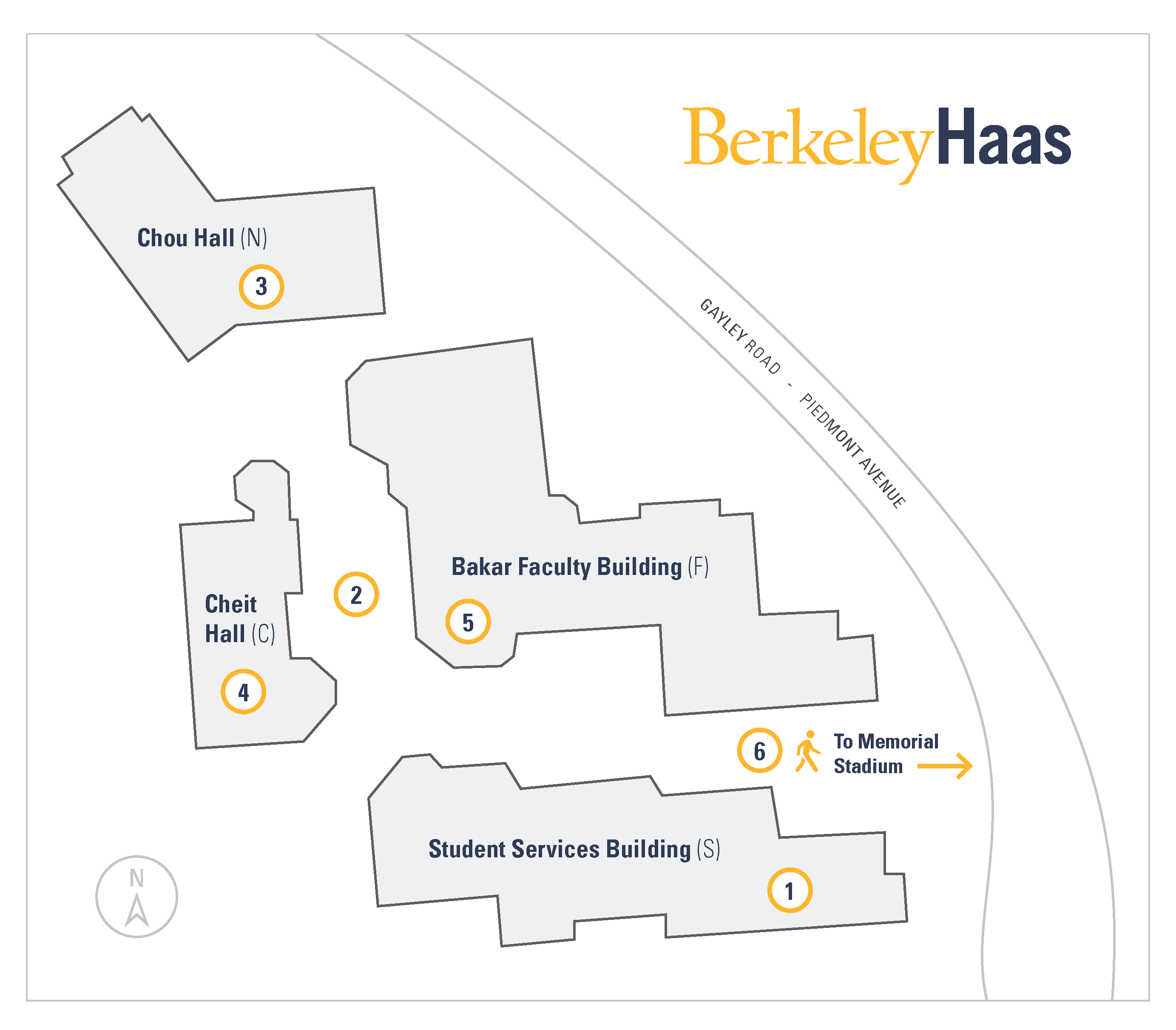 berkeley-haas-self-guided-tour-map